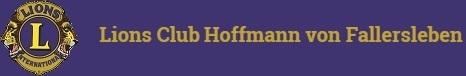 Lions Club Wolfsburg – Hoffmann von Fallersleben